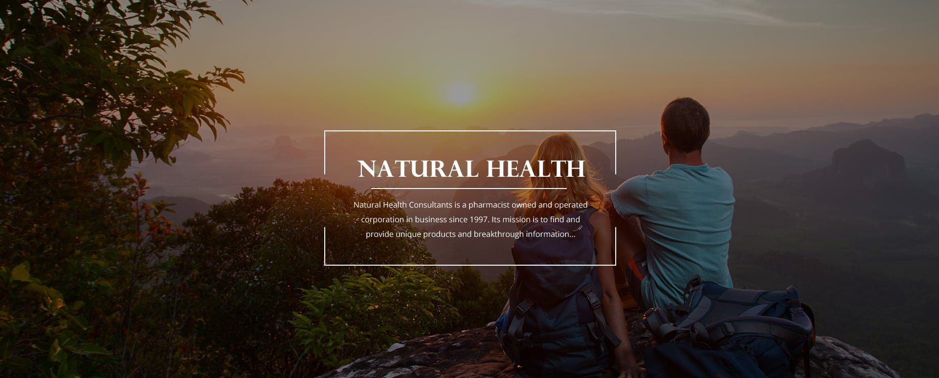 Ecommerce_Natural_Health